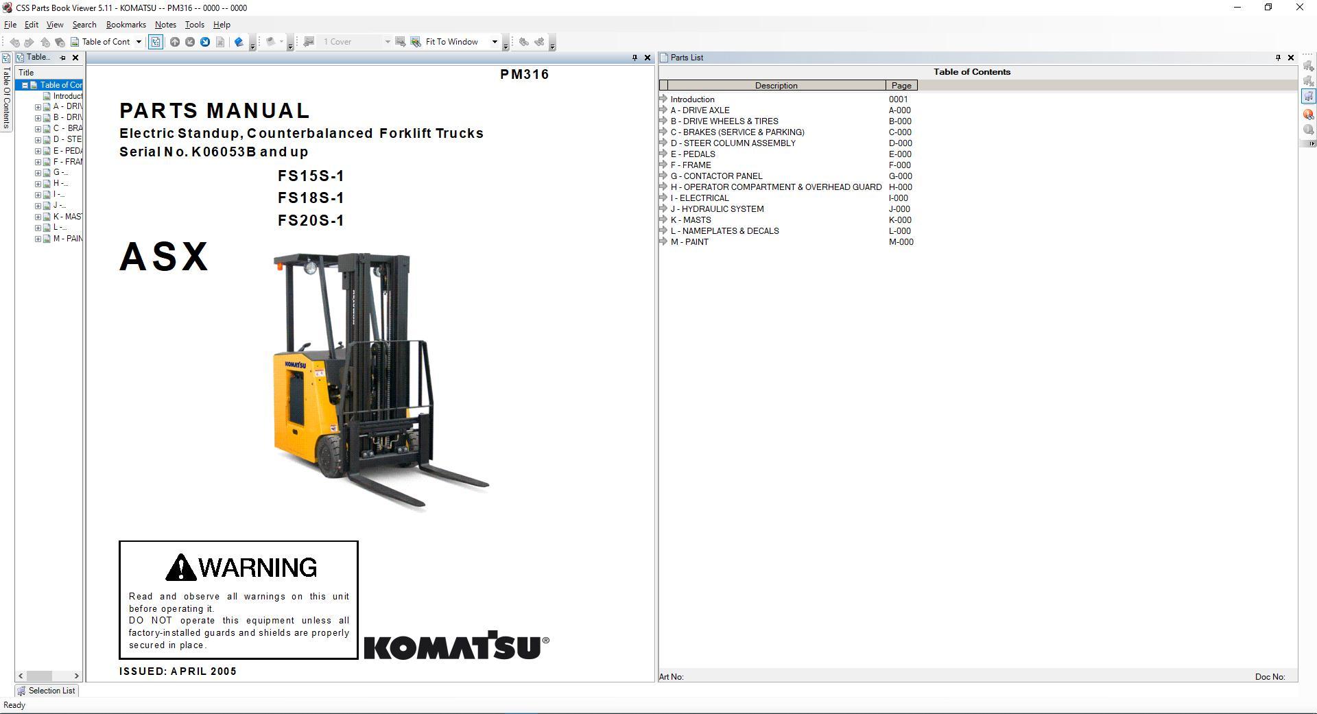 Komatsu_Forklift_USA_CSS_Part_EPC_1020192