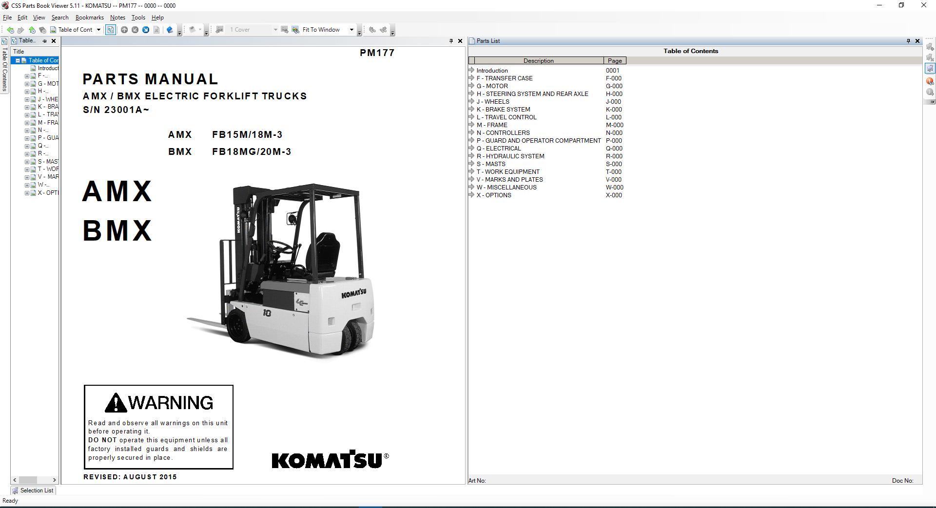 Komatsu_Forklift_USA_CSS_Part_EPC_1020195