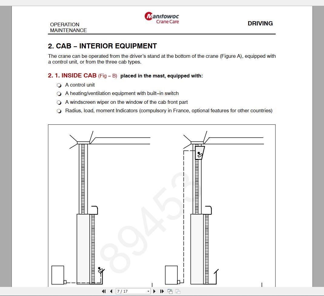 Manitowoc_Potain_Tower_Crane_Service_Manual_DVD5