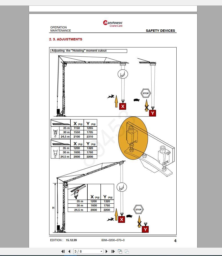 Manitowoc_Potain_Tower_Crane_Service_Manual_DVD6