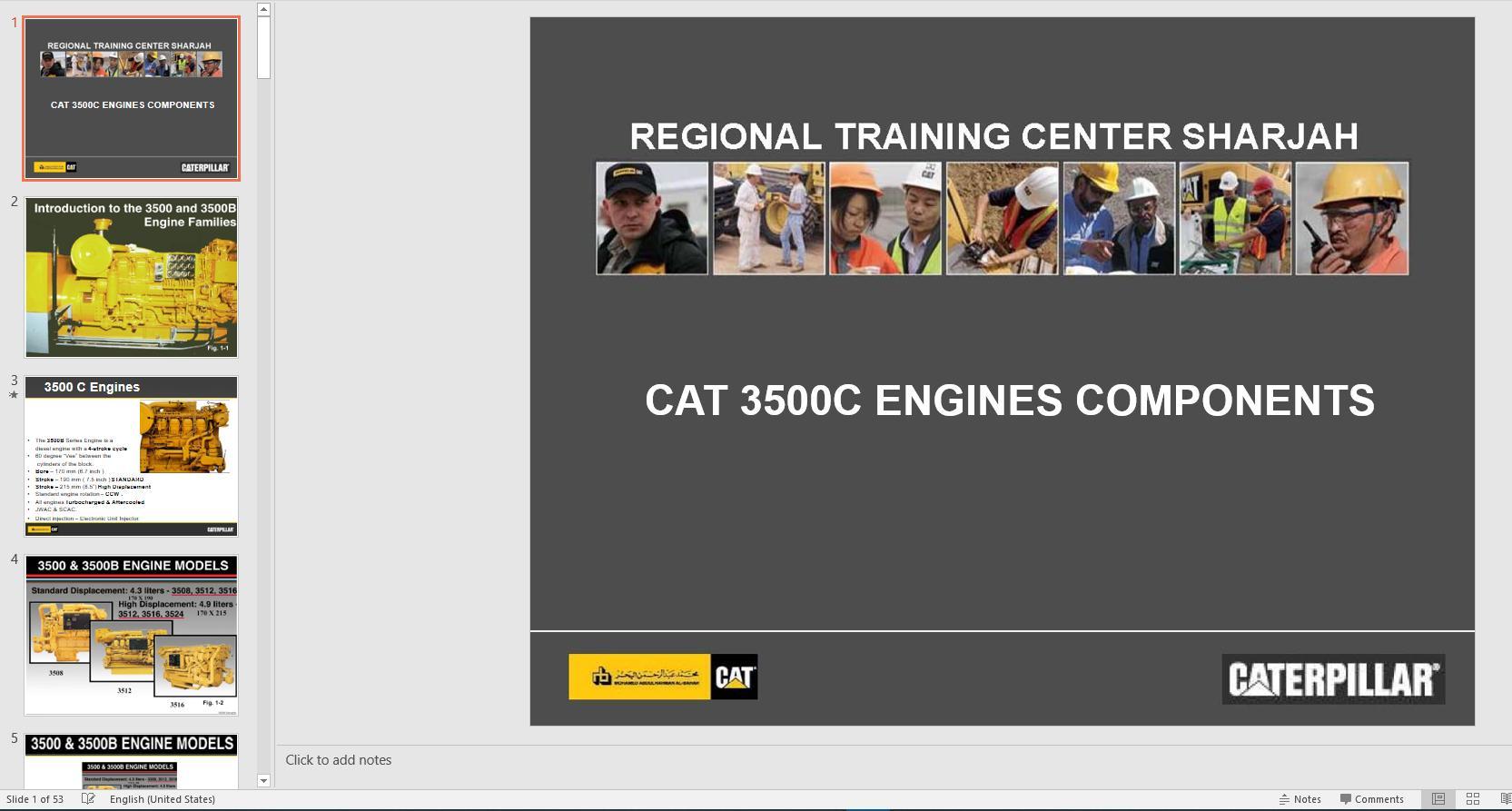 CAT_Marine_Engine_Service_Training_CD5