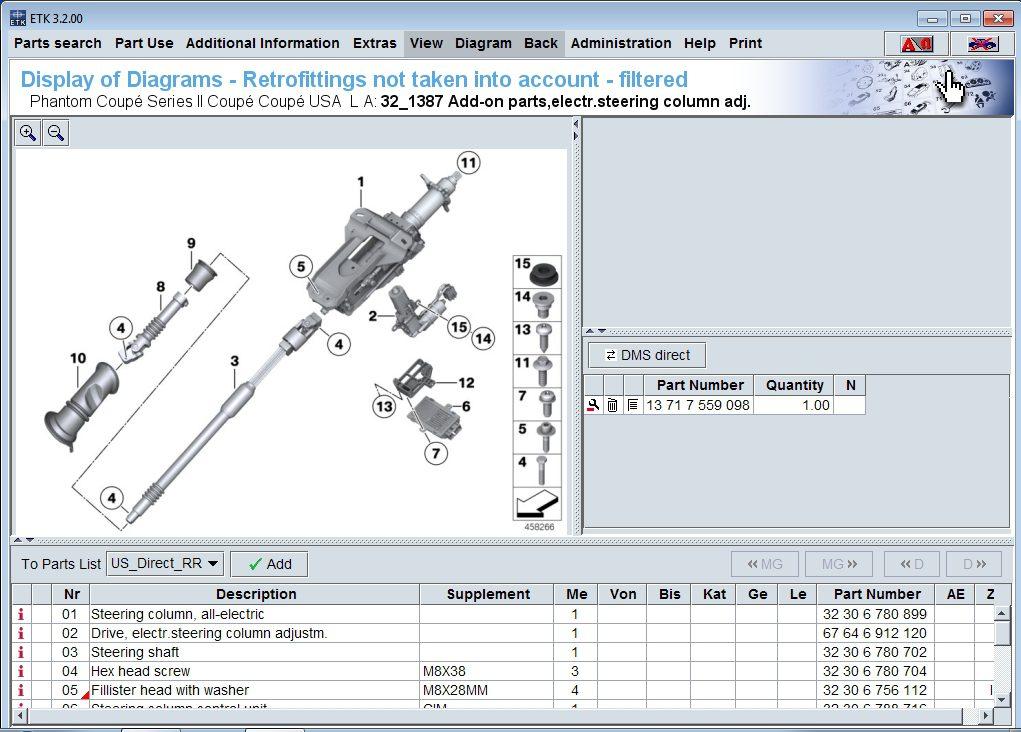 Bmw Etk Spare Parts Catalog 01 2020 New Version Auto Repair Software Auto Epc Software Auto Repair Manual Workshop Manual Service Manual Workshop Manual