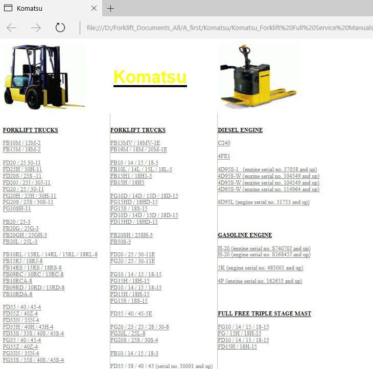 KomatsuForklift_Full_Service_Manuals_4