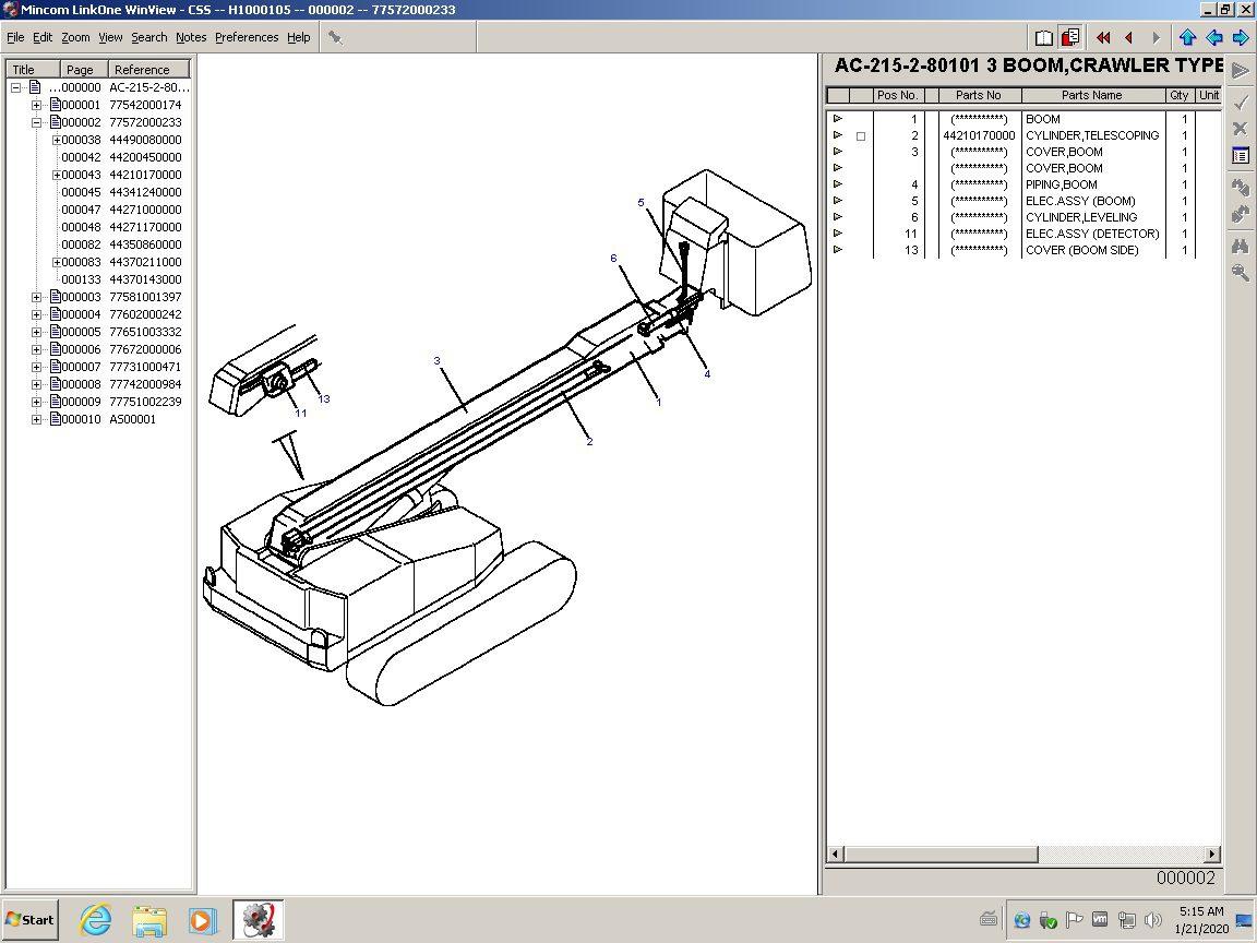 Tadano_Cranes_All_Models_Spare_Parts_Catalog_202001_Offline2