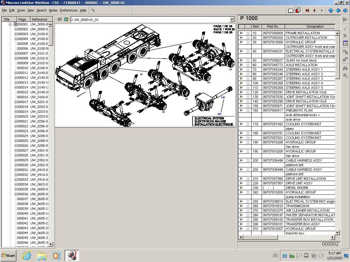 Tadano_Cranes_All_Models_Spare_Parts_Catalog_202001_Offline4