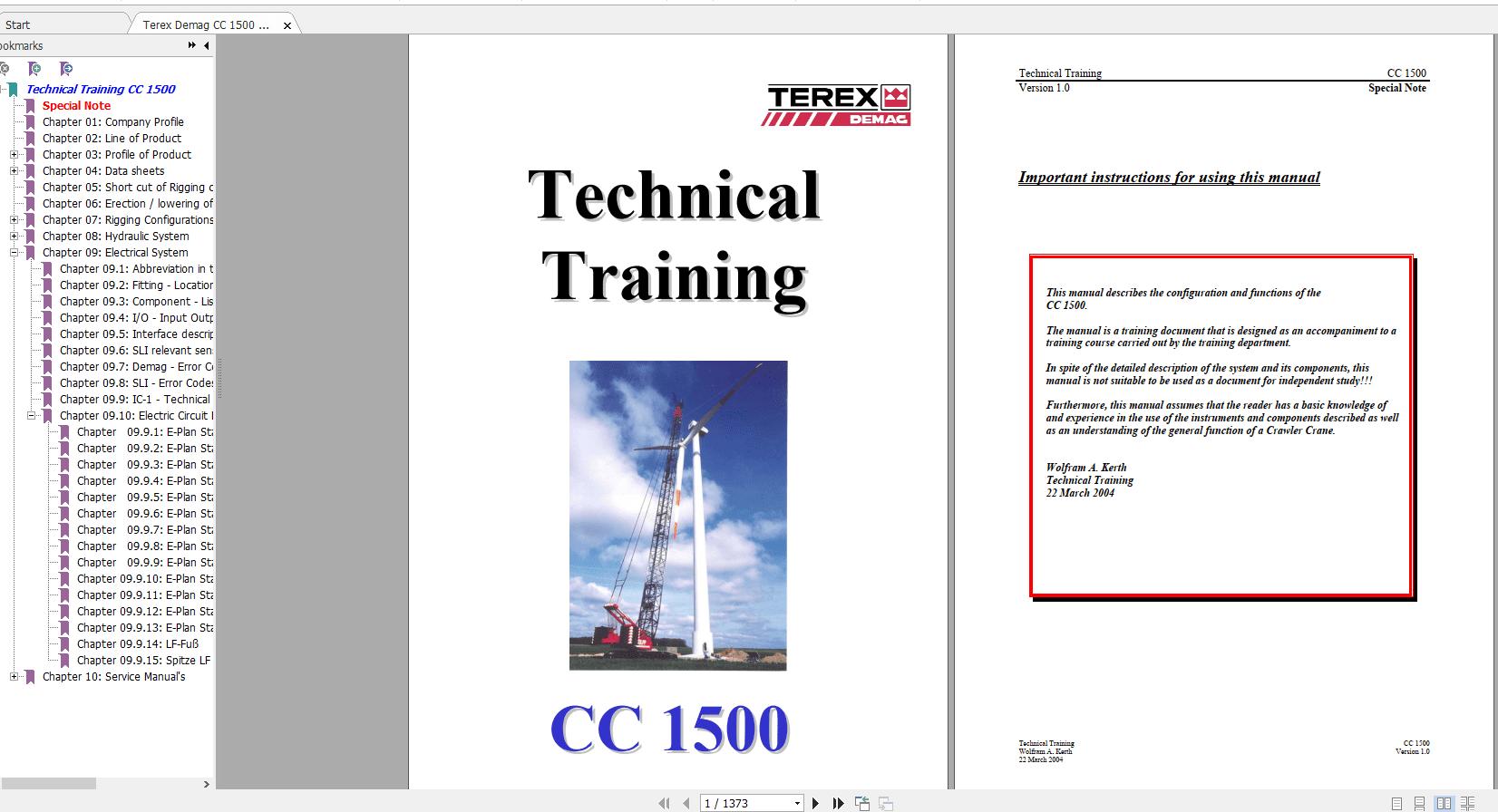 Terex_Demag_CC_1500_Crawler_Crane_Technical_Service_ManualVer1