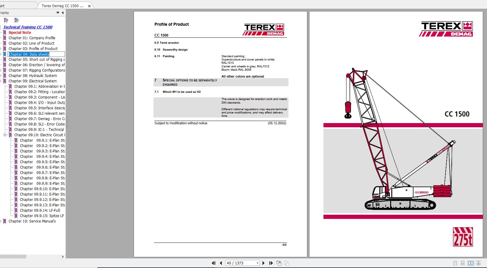 Terex_Demag_CC_1500_Crawler_Crane_Technical_Service_ManualVer10_2