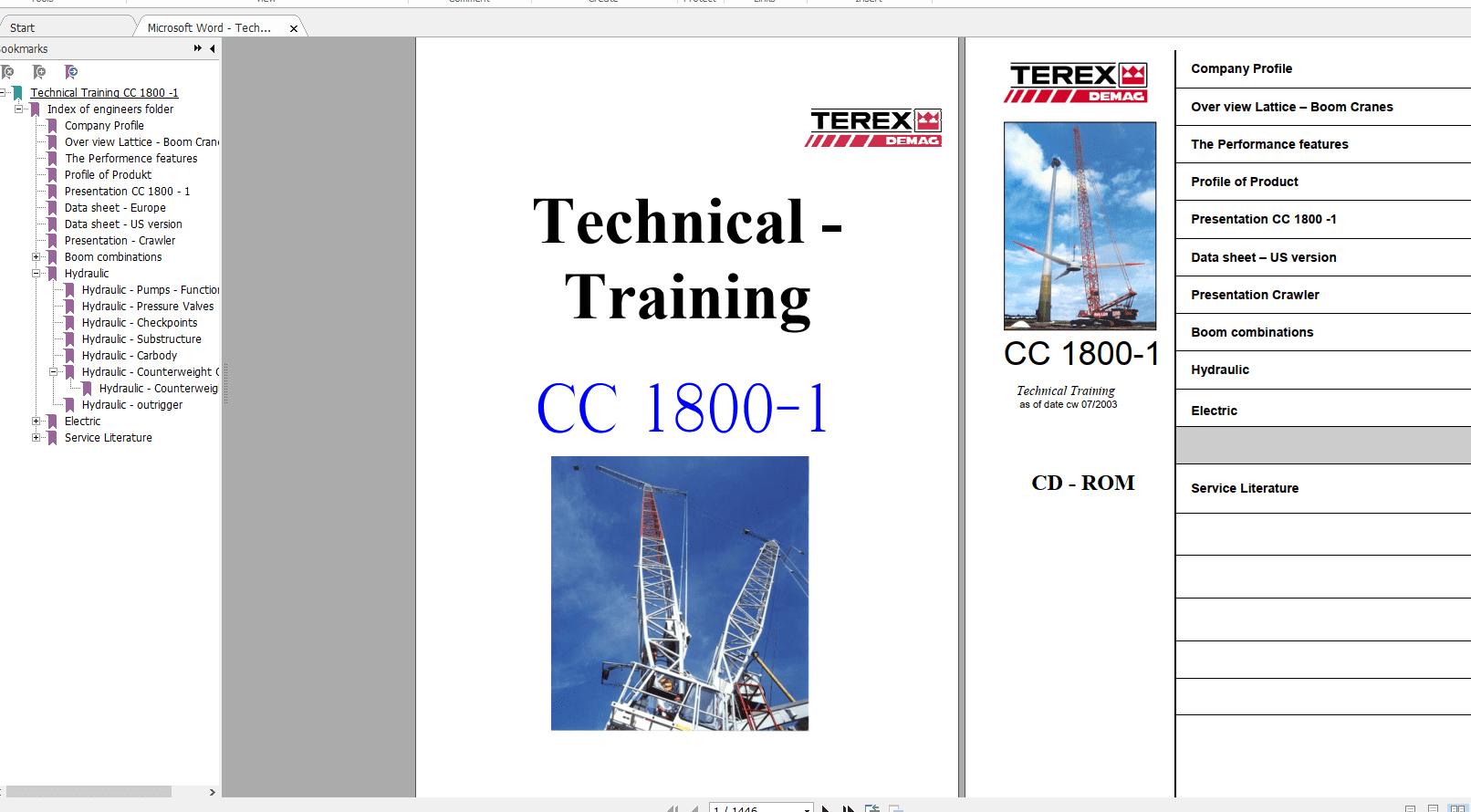 Terex_Demag_CC_1800-1_Crawler_Crane_Technical_Manual_1
