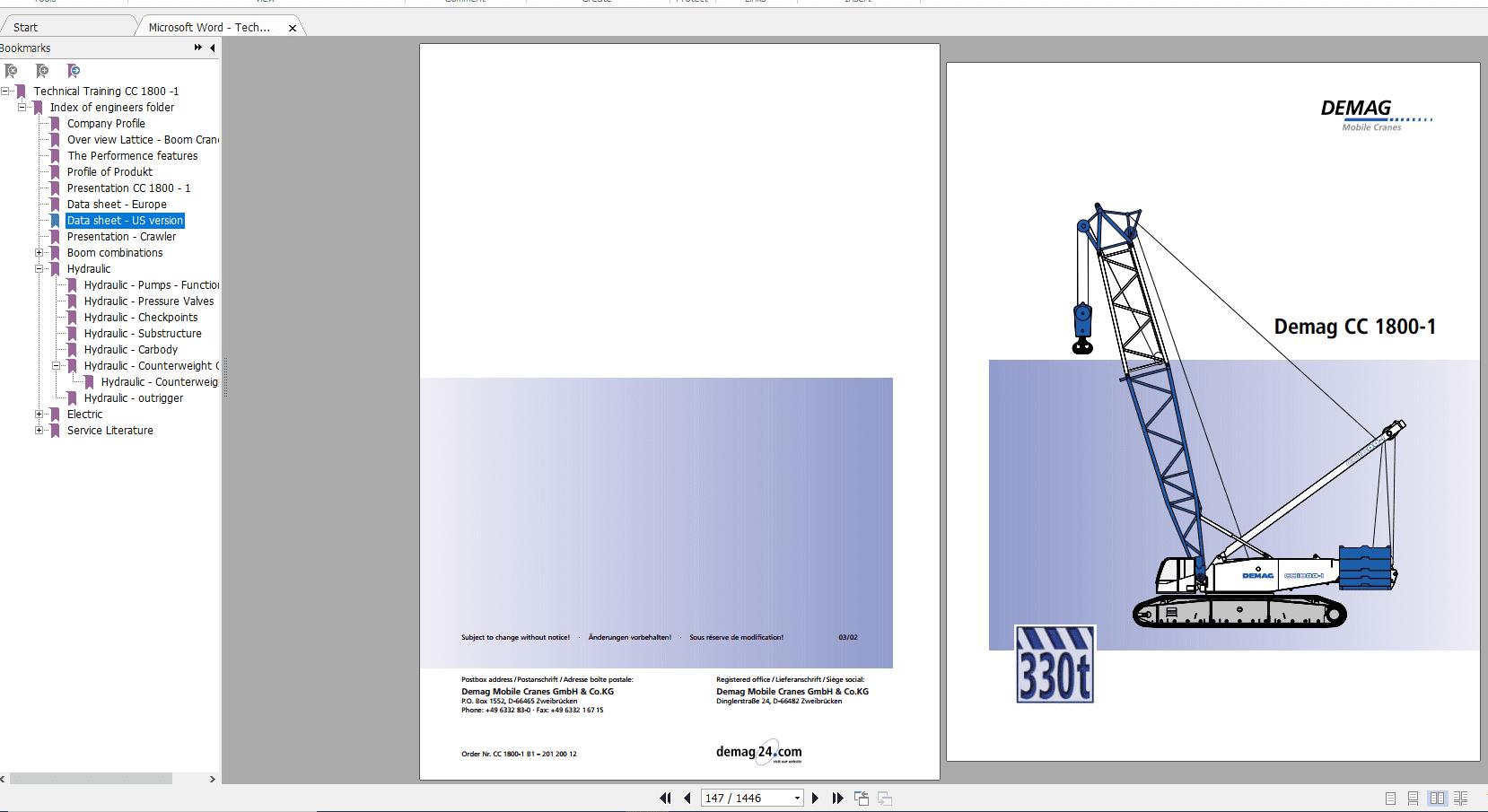 Terex_Demag_CC_1800-1_Crawler_Crane_Technical_Manual_2