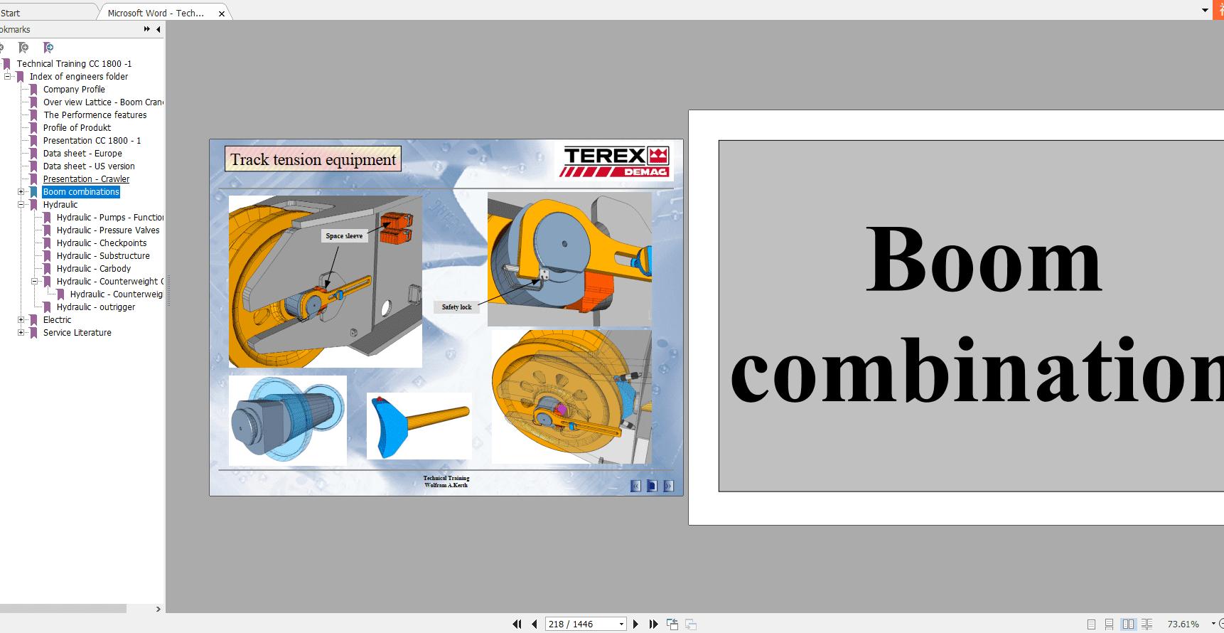 Terex_Demag_CC_1800-1_Crawler_Crane_Technical_Manual_3