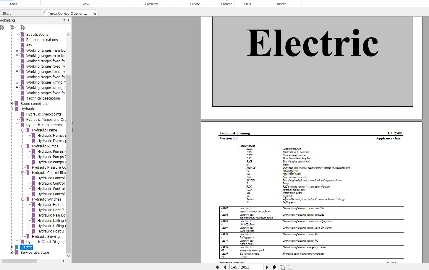 Terex_Demag_Crawler_Crane_CC_2500_Technical_Service_Manual_4