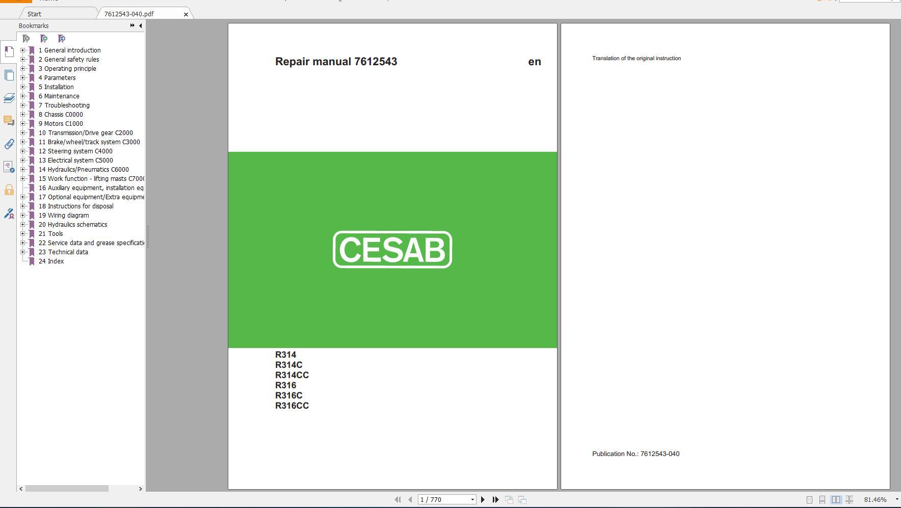 CESAB_PARTS_AND_SERVICEMANUAL_28GB_DVD_PDF0