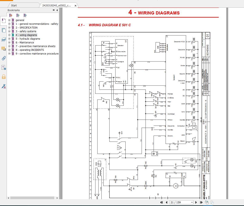Haulotte_Work_Platforms_and_Telehandlers_Service_Maintenance_Operators_Manual_Training_Spare_Parts_Manual_DVD5