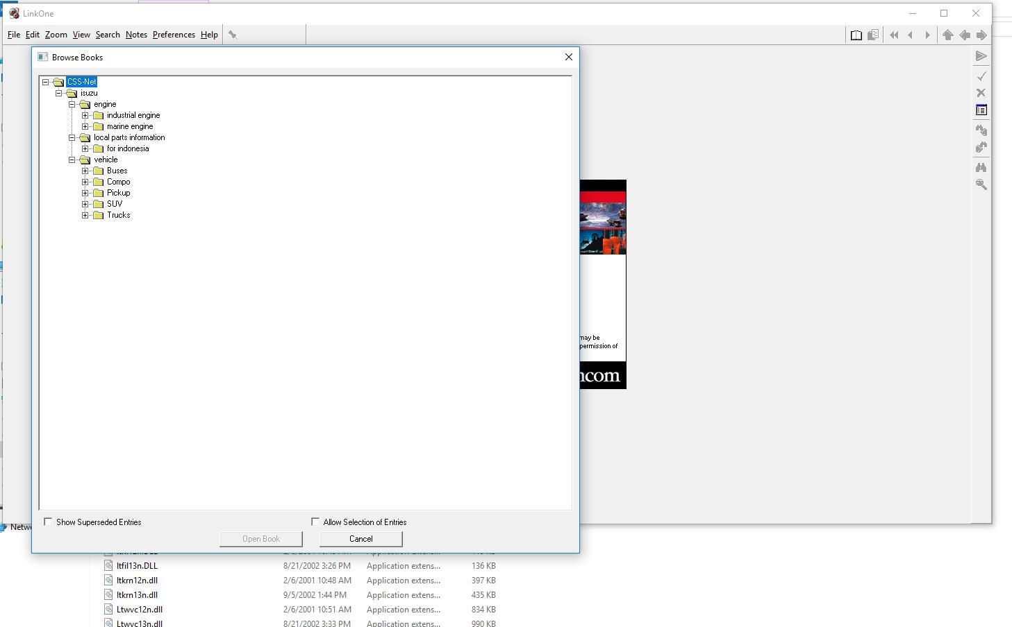 ISUZU_CSS-NET_EPC_092019_Electronic_Parts_Catalog2