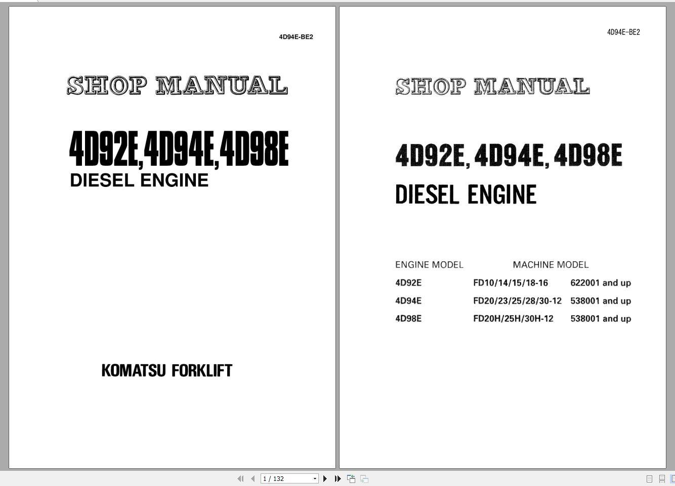 Komatsu_Forklift_Service_Manual_PDF_DVD2