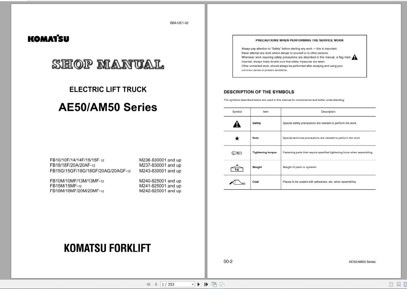 Komatsu_Forklift_Service_Manual_PDF_DVD4