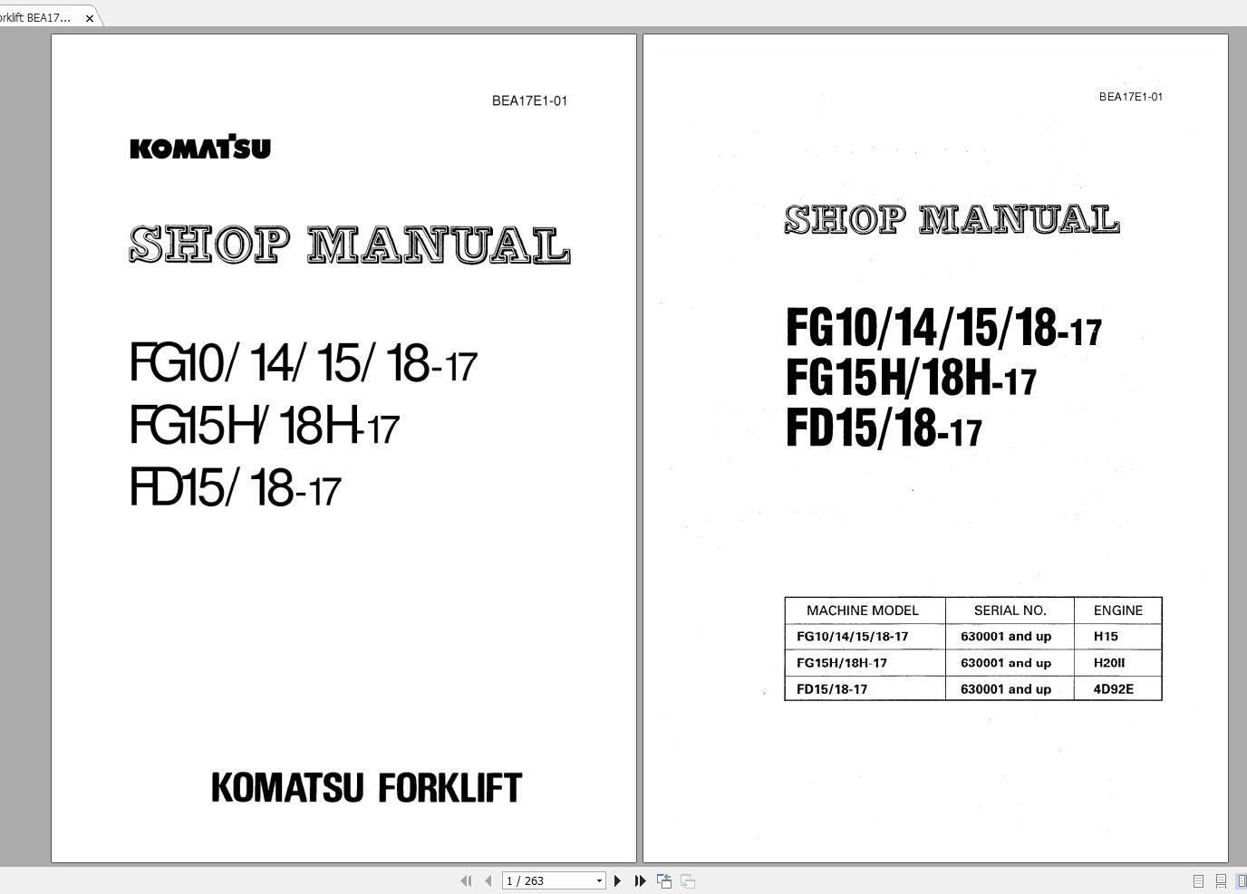 Komatsu_Forklift_Service_Manual_PDF_DVD5