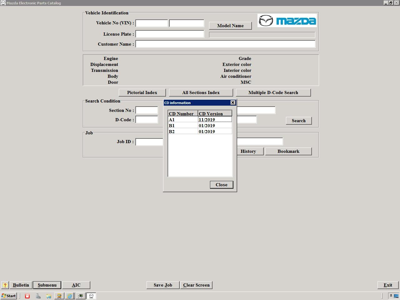 Mazda_General_EPC_112019_Spare_Parts_Catalog