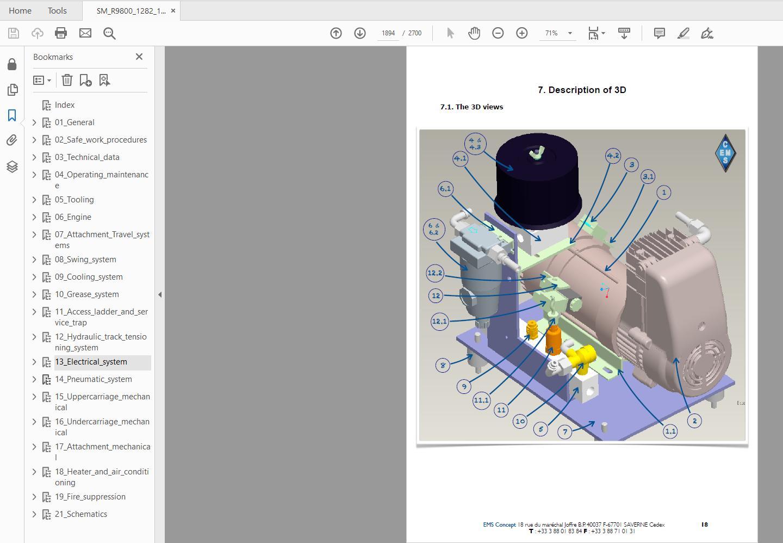 Liebherr_Mining_Excavators_Service_Manual_New_Updated_032020_13