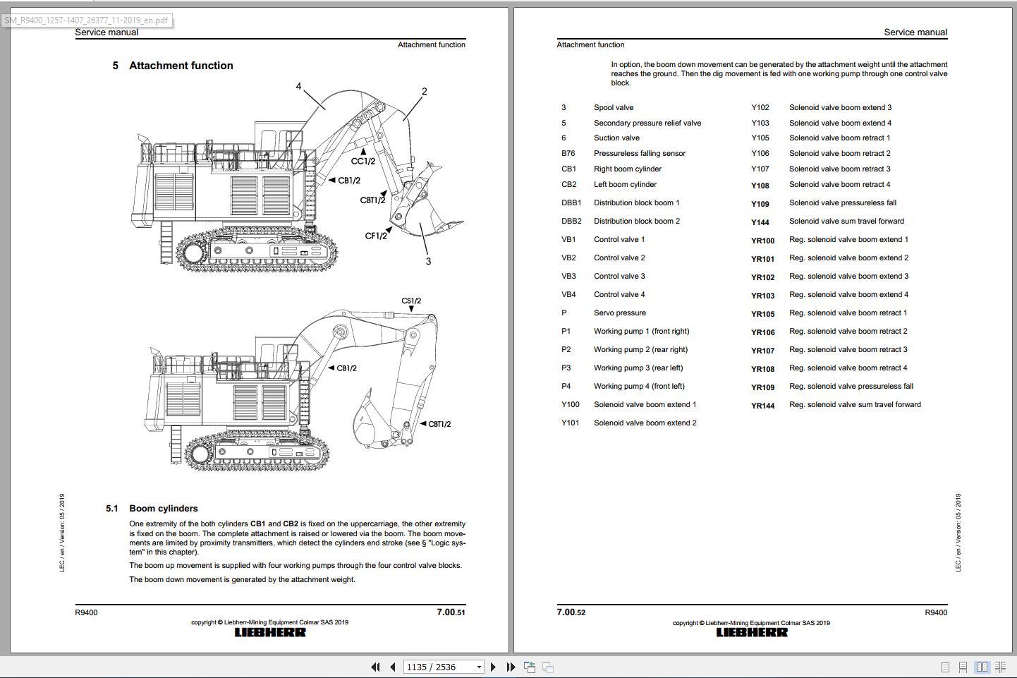 Liebherr_Mining_Excavators_Service_Manual_New_Updated_032020_29