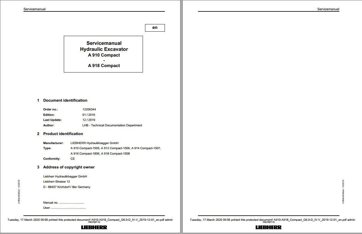 Liebherr_Wheeled_and_Crawler_Excavators_Updated_032020_Full_Service_Manuals_2
