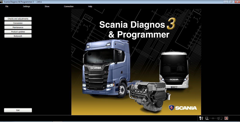 Scania_SDP3_v2431730_Diagnostic_Programmer_2020_7