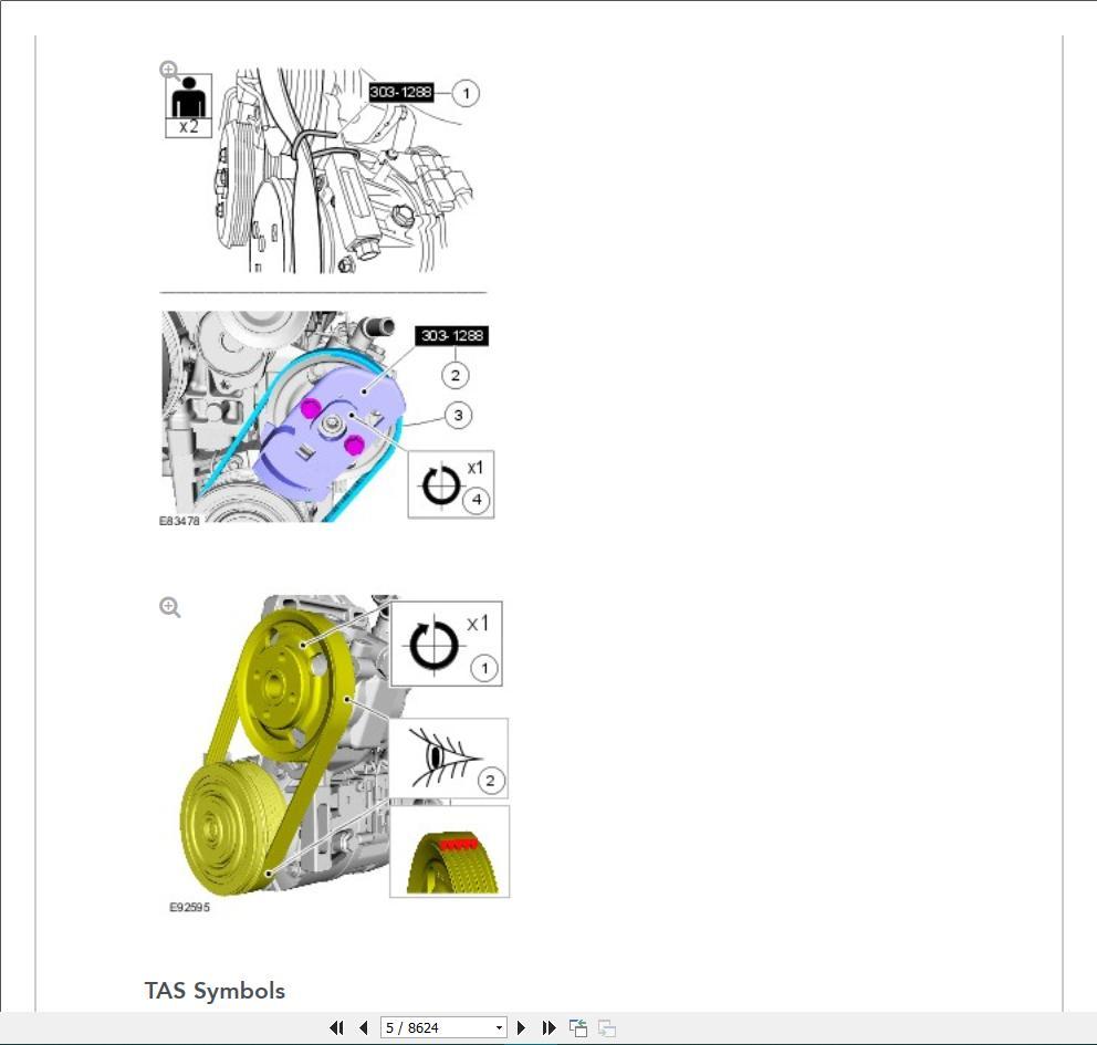 Landrover Ranger Rover 2019 Full Service Manual  Workshop Manual Wiring Diagram Dvd New Version