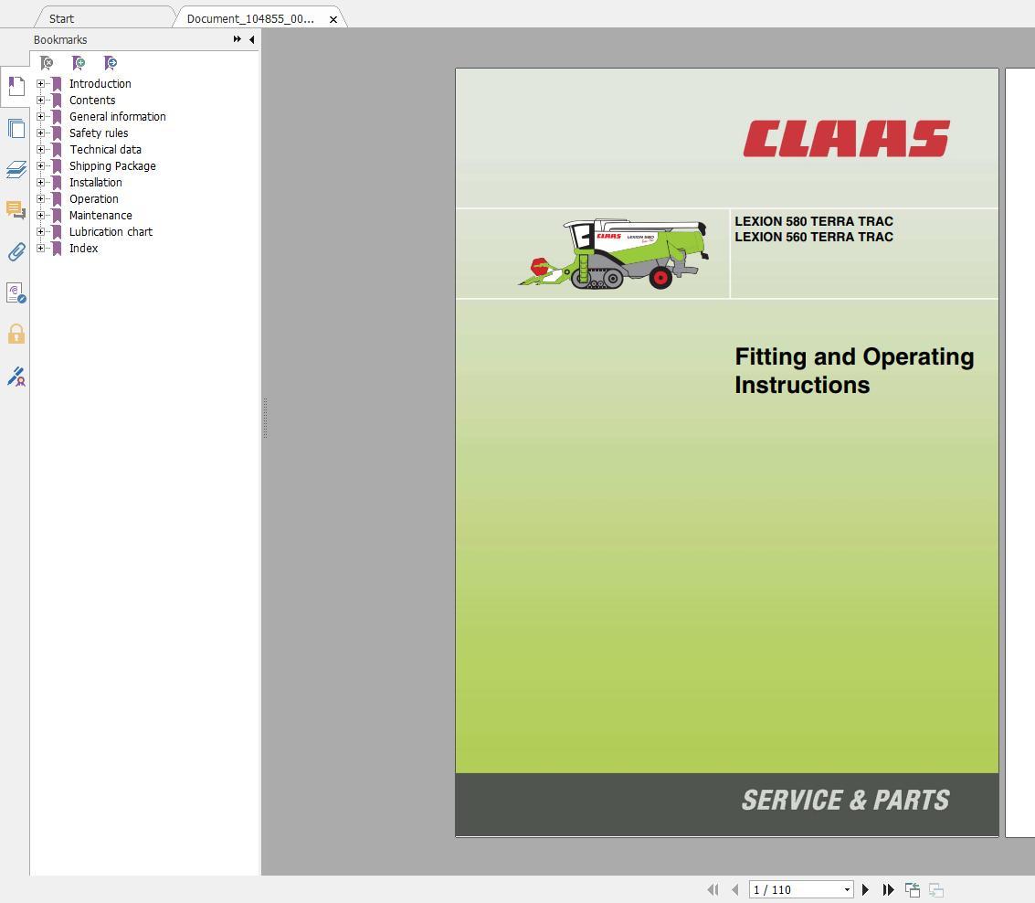 CLAASWebTICOffline2020RepairandServiceDocumentation5