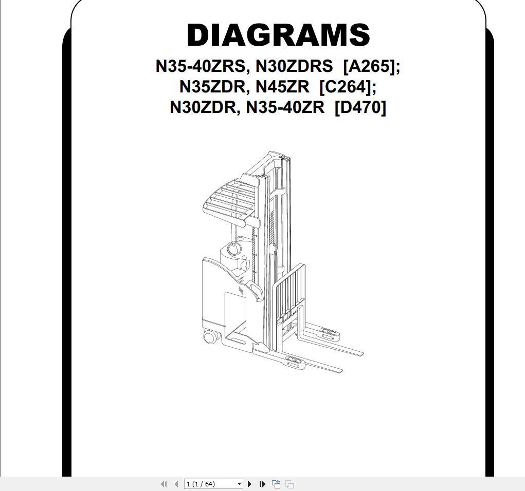 Hyster_Forklift_Claas_2_Electric_Motor_Narrow_Aisle_Trucks_Repair_Manuals3