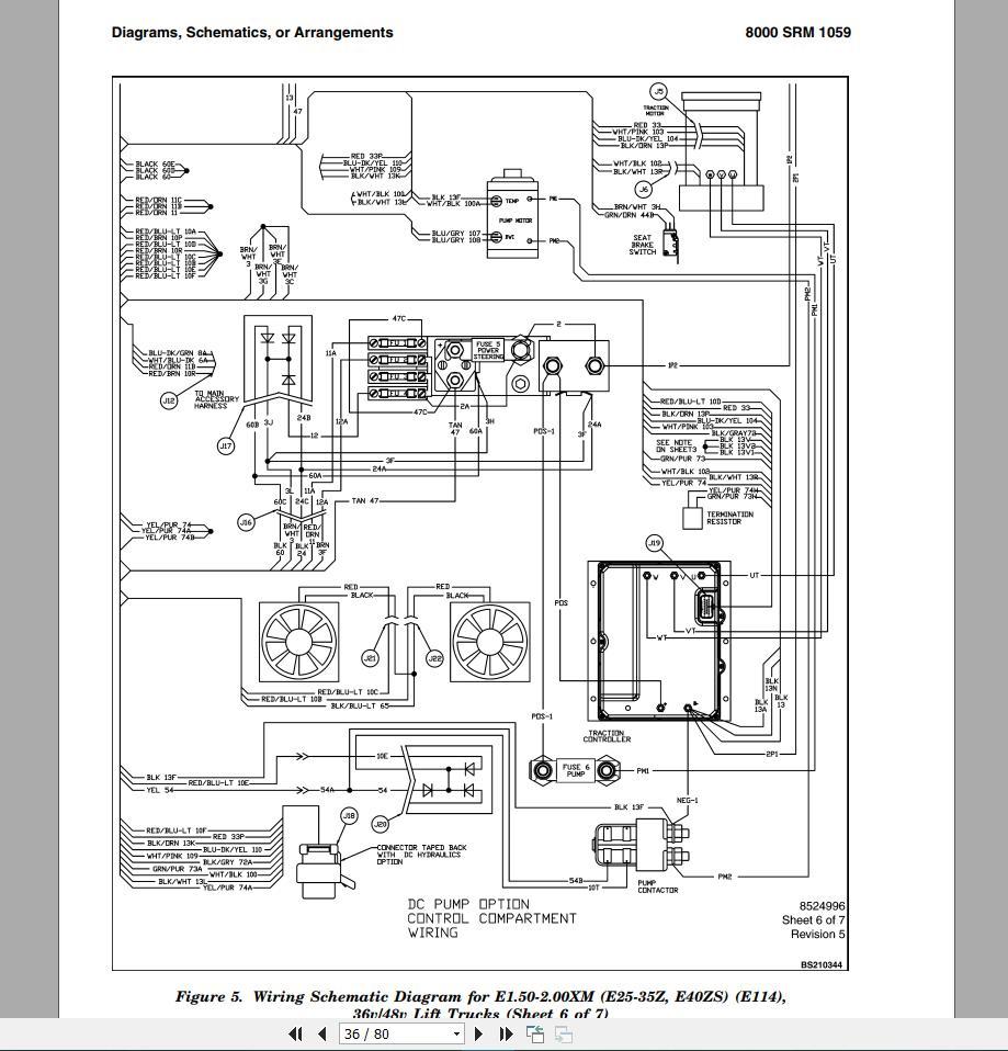 Hyster_Forklift_Claas_2_Electric_Motor_Narrow_Aisle_Trucks_Repair_Manuals8