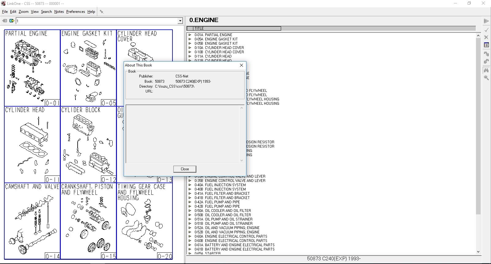 ISUZU_CSS-NET_EPC_052020_Electronic_Parts_Catalog_10