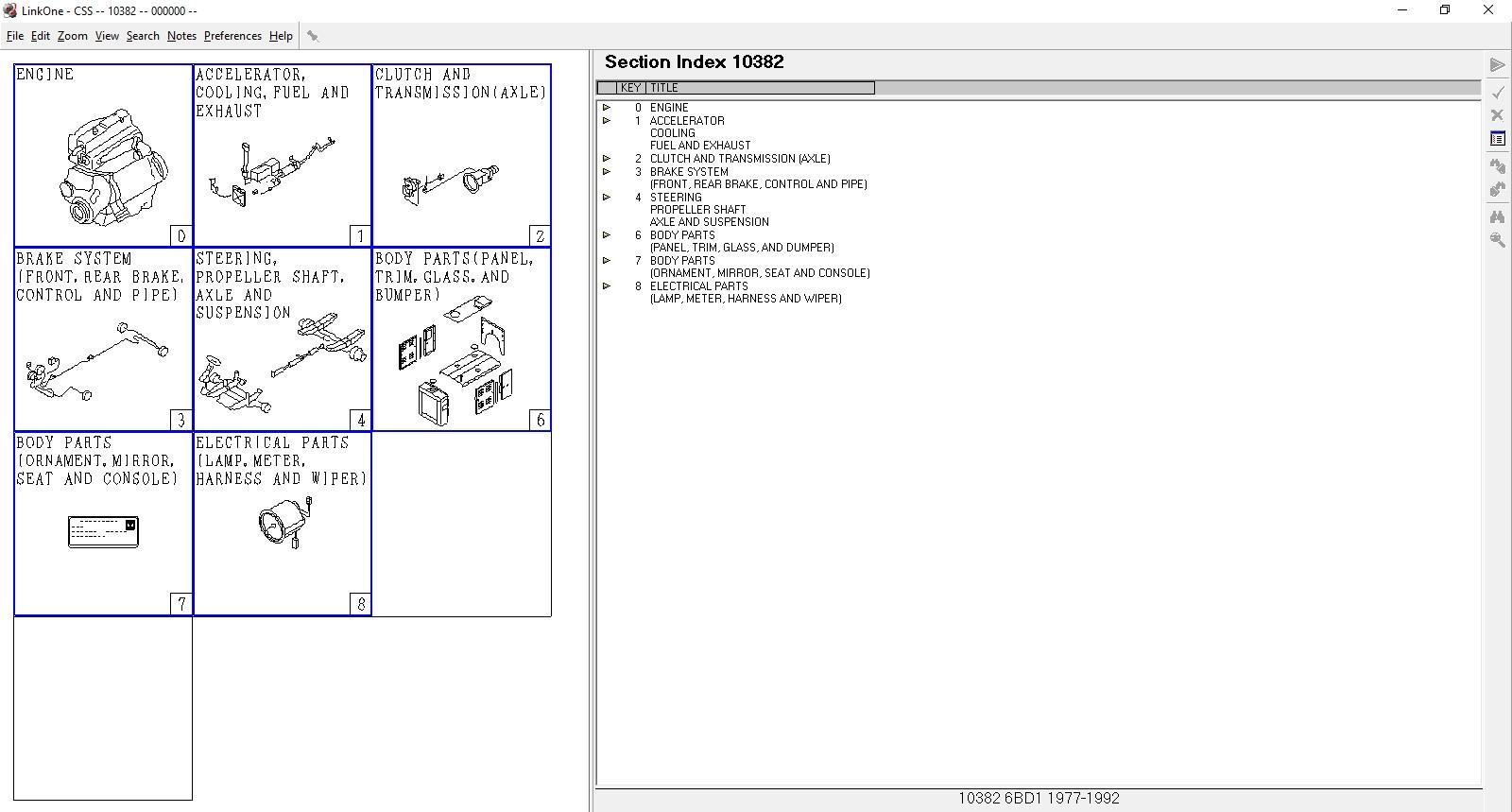ISUZU_CSS-NET_EPC_052020_Electronic_Parts_Catalog_2