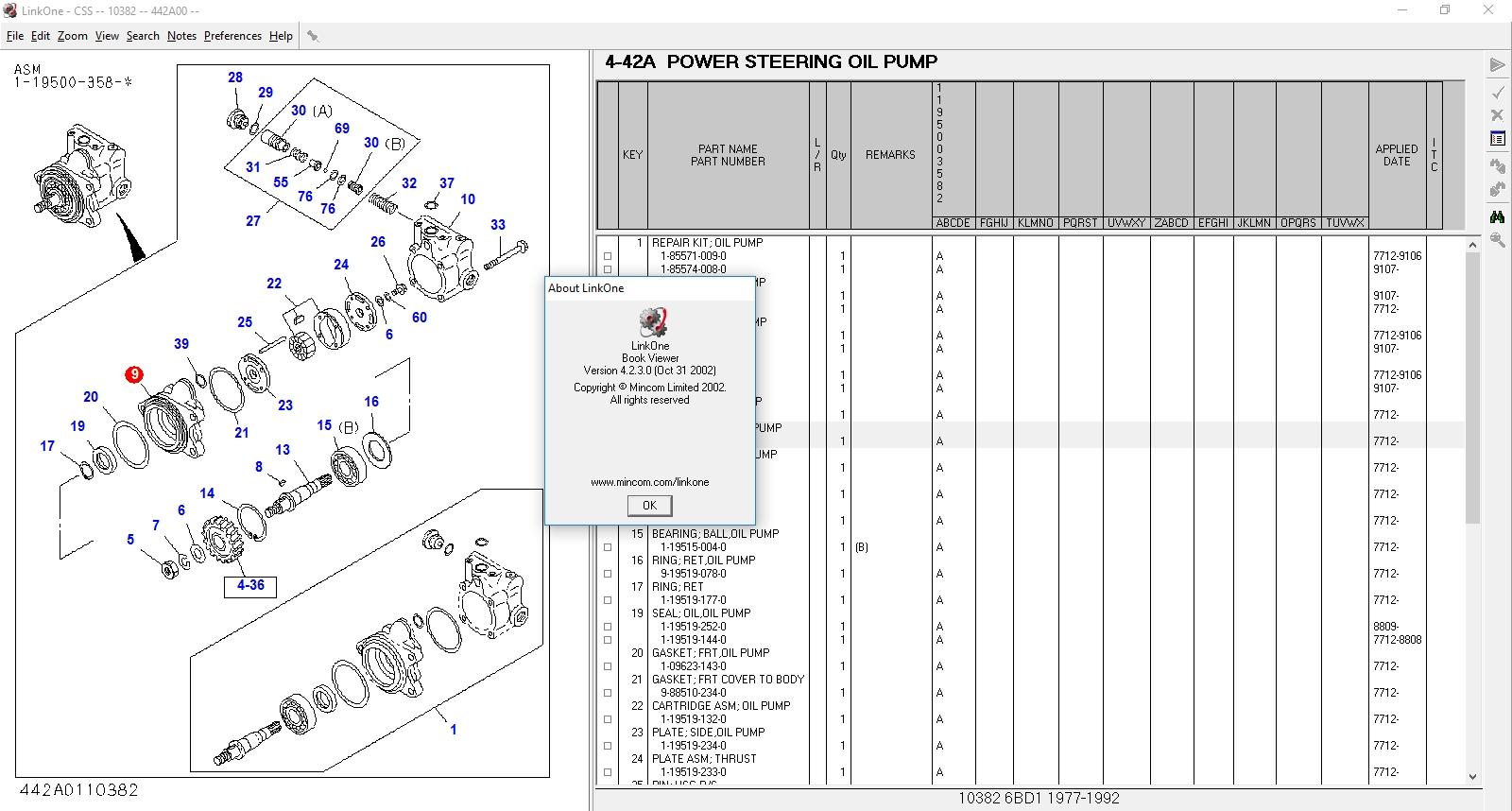 ISUZU_CSS-NET_EPC_052020_Electronic_Parts_Catalog_4