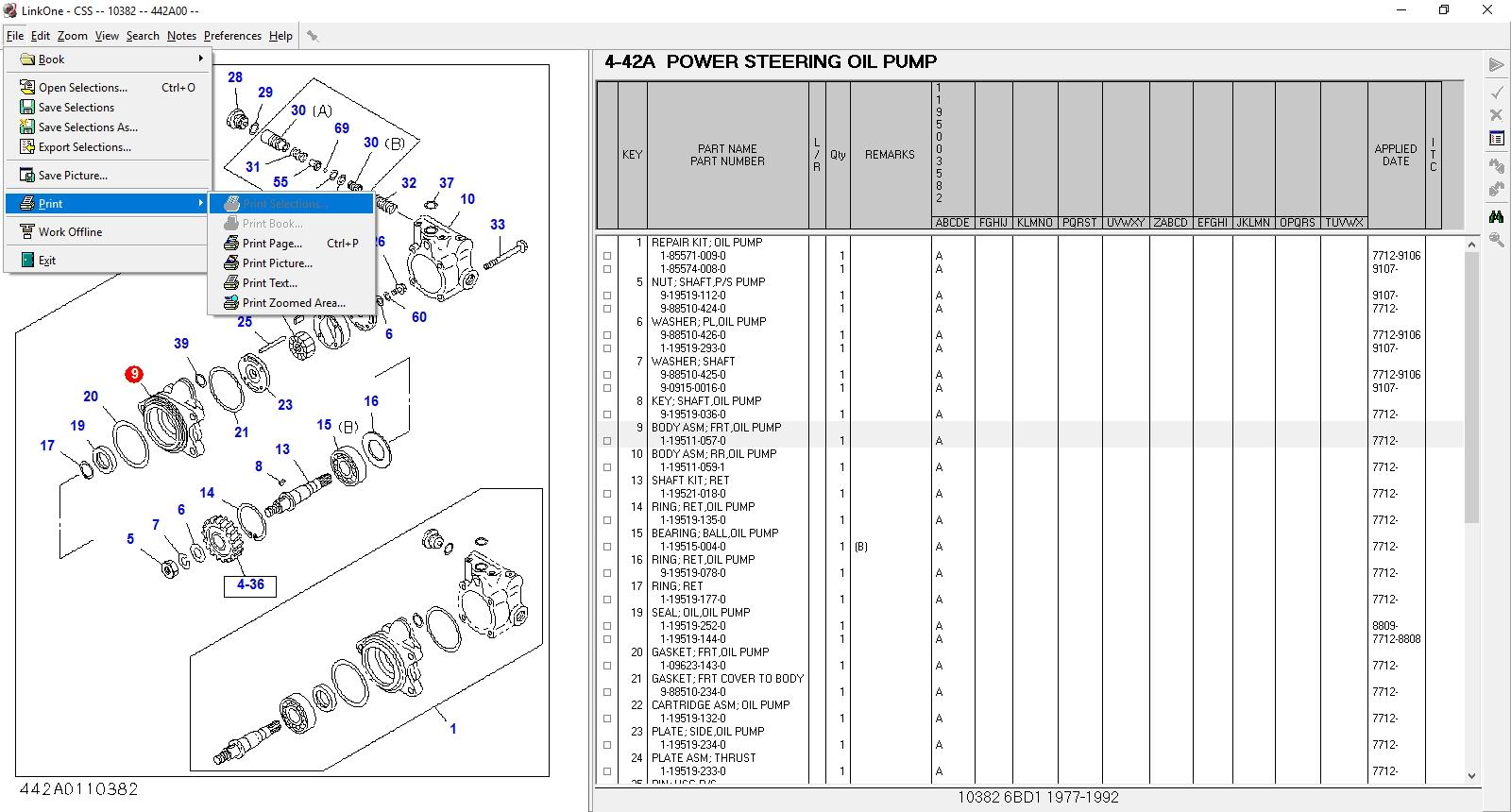 ISUZU_CSS-NET_EPC_052020_Electronic_Parts_Catalog_5