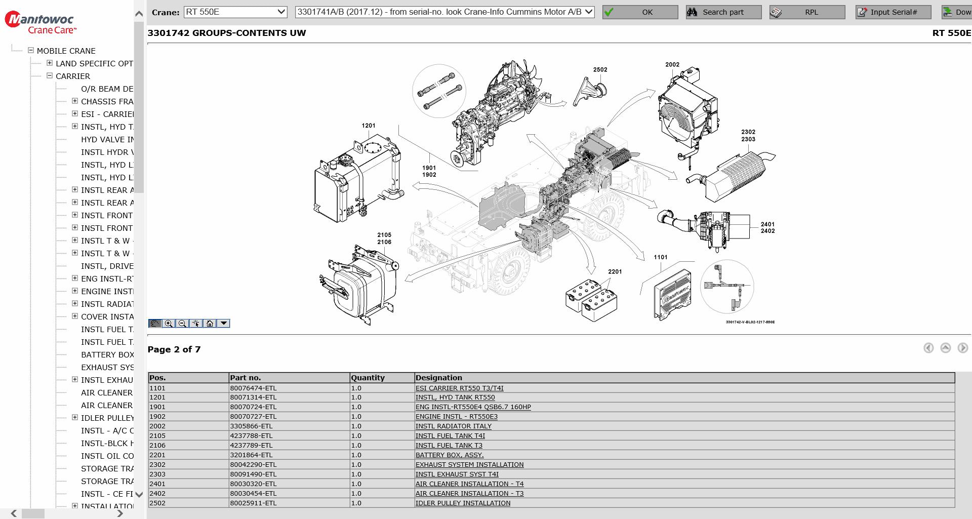 Grove_Manitowoc_EPC_Spare_Parts_Catalog_052020_DVD3
