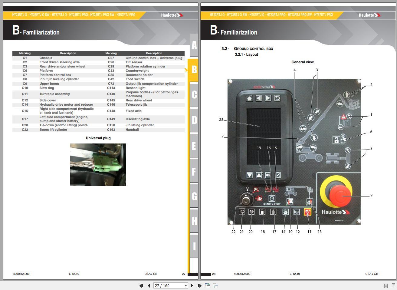 Haulotte_Work_Platforms_062020_Service_Maintenance_Operators_Manual_Training_Spare_Parts_Manual_DVD6