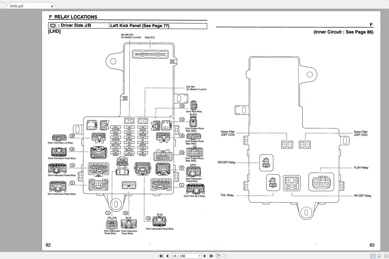 lexus is200 [1999.01] electrical wiring diagram - auto repair software-auto  epc software-auto repair manual-workshop manual-service manual-workshop  manual  auto repair software-auto epc software-auto repair manual