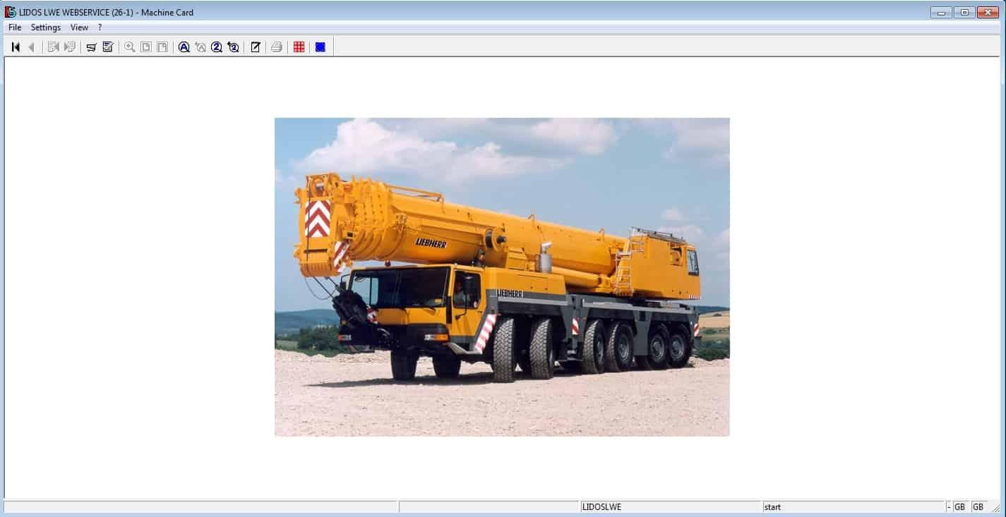 Liebherr_Cranes_Lidos_LWE_Webservice_Online_EPC_Updated_062020_Spare_Parts_Catalog_1
