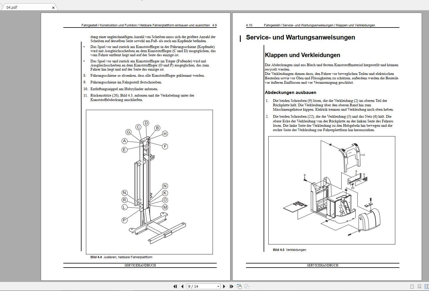 Nissan_Forklift_Warehouse_PP_Series_119036-119037_Service_ManualENDE_3