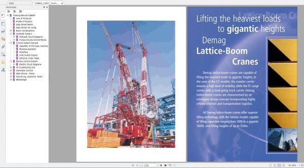 2Terex_Demag_Crawler_Crane_Mobile_Crane_25ton-1250ton_PDF_DVD_Technical_Service_Training_Manual_Diagram