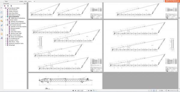 4Terex_Demag_Crawler_Crane_Mobile_Crane_25ton-1250ton_PDF_DVD_Technical_Service_Training_Manual_Diagram