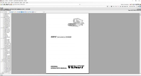 Fendt_AG_Europe_Parts_Catalog_Workshop_Service_Manuals_2020_8_1