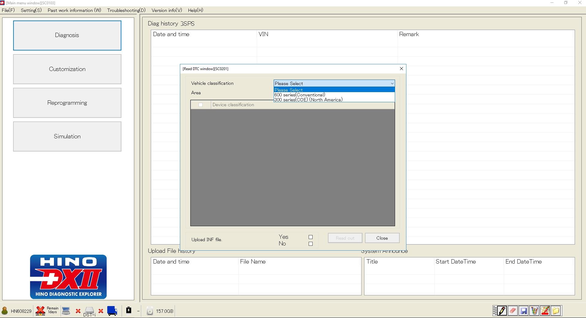 HINO_Diagnostic_eXplorer_DX2_11207_072020_Diagnostic_Software_3