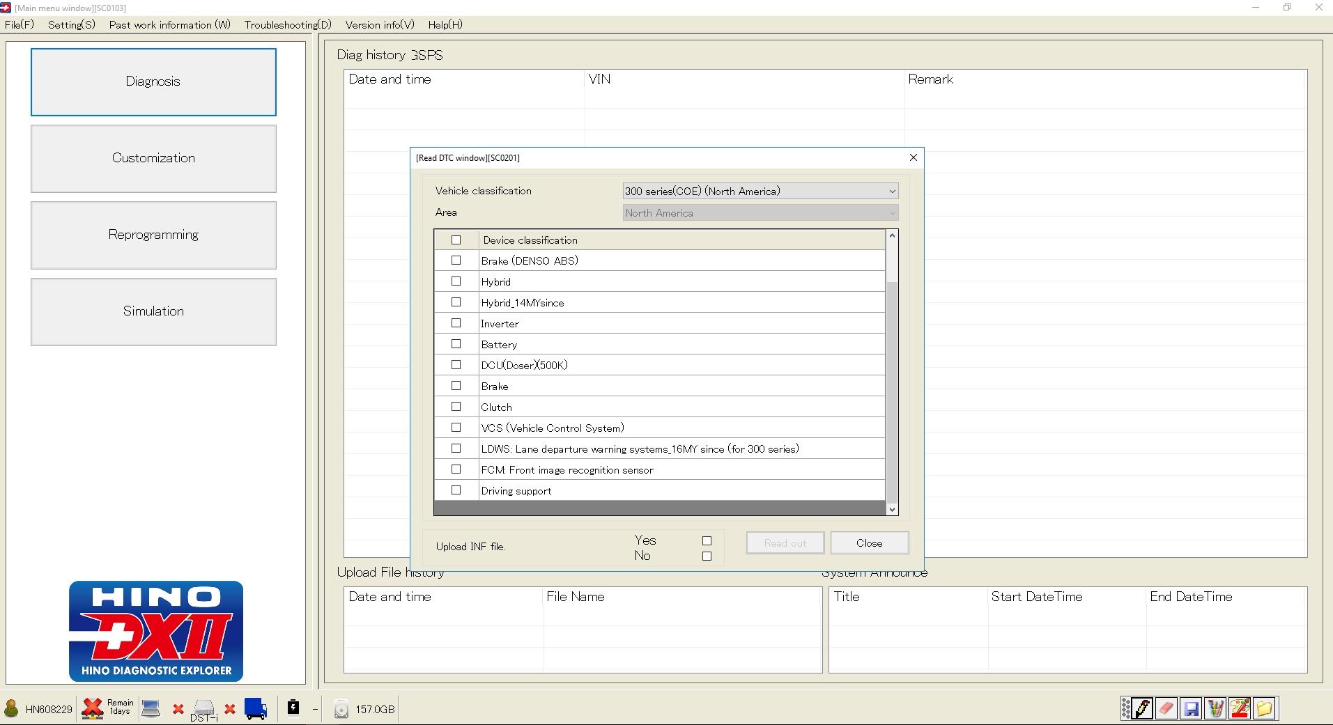 HINO_Diagnostic_eXplorer_DX2_11207_072020_Diagnostic_Software_6