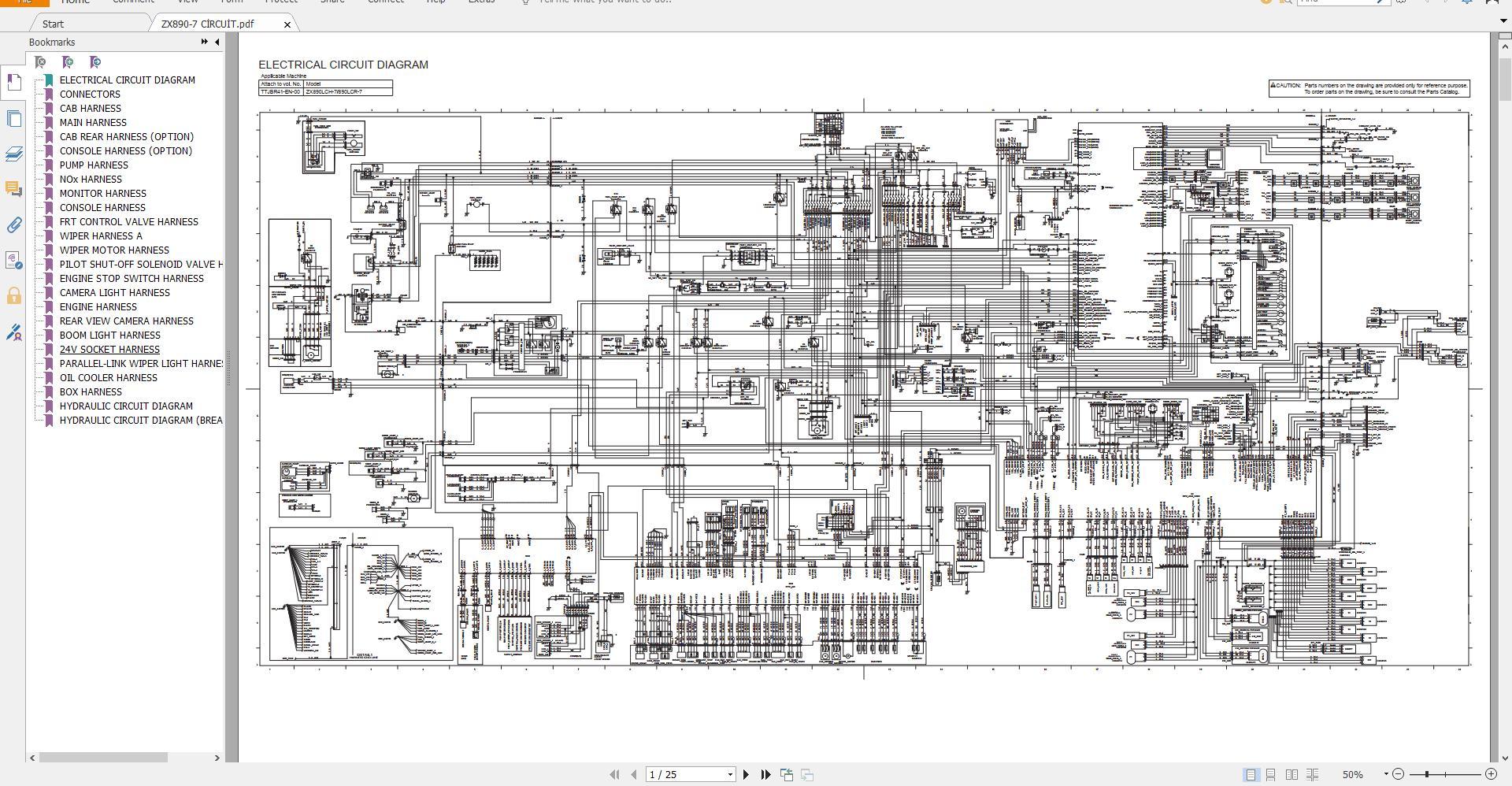 Hitachi 2020 Full Dvd 20 6gb Workshop Manual Technical