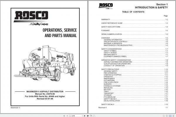 LeeBoy_1000D_Asphalt_Paver_Manual_9