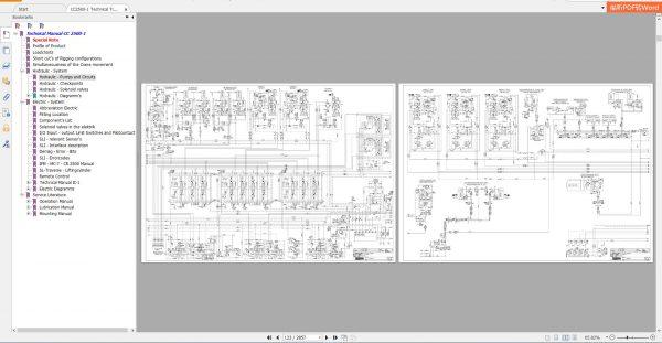 Terex_Demag_Crawler_Crane_Mobile_Crane_Technical_Service_Training_Manual_Diagram15