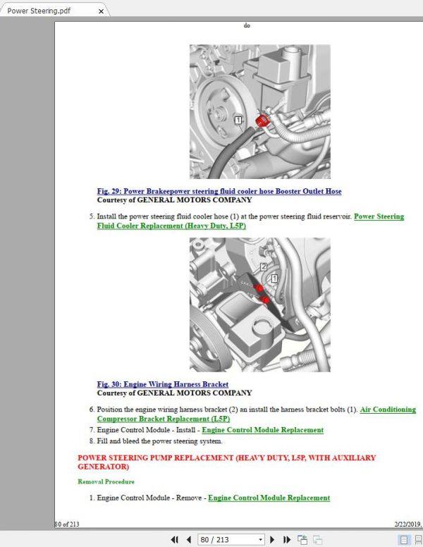 Work Manual Wiring Diagrams, Chevrolet Truck Wiring Diagrams