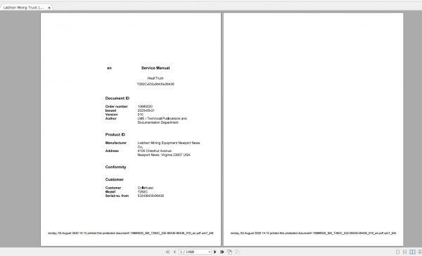 Liebherr_Mining_Truck_Updated_052020_Service_Manuals_Manual_PDF_2