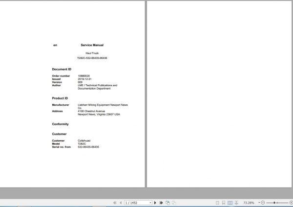 Liebherr_Mining_Truck_Updated_052020_Service_Manuals_Manual_PDF_8